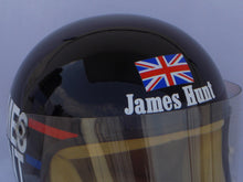 Load image into Gallery viewer, James Hunt 1976 VINTAGE Replica Helmet
