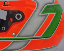 Load image into Gallery viewer, Jarno Trulli 2011 Replica Helmet