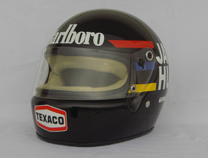 James Hunt 1976 Replica Helmet