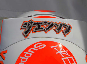 Jenson Button 2011 MONACO Replica Helmet