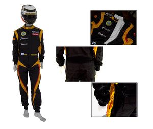 Kimi Raikkonen 2012 Replica Racing Suit