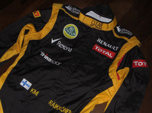Load image into Gallery viewer, Kimi Raikkonen 2012 Replica Racing Suit
