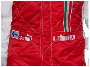 Kimi Raikkonen 2008 Replica Racing Suit