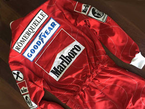 Niki Lauda 1976 Replica Racing Suit