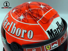 Load image into Gallery viewer, Michael Schumacher 2004 Replica Helmet