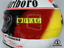Load image into Gallery viewer, Michael Schumacher 2006 Replica Helmet