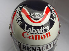 Load image into Gallery viewer, Nigel Mansell 1991 Replica Helmet