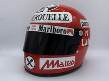Load image into Gallery viewer, Niki Lauda 1977 Replica Helmet