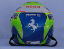 Load image into Gallery viewer, Felipe Massa 2008 Replica Helmet
