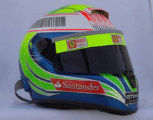 Load image into Gallery viewer, Felipe Massa 2010 Replica Helmet