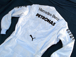 Lewis Hamilton 2015 Replica Racing Suit