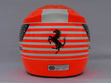 Load image into Gallery viewer, Michael Schumacher 2001 INDIANAPOLIS GP Replica Helmet