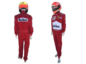 Michael Schumacher 2004 Replica Racing Suit