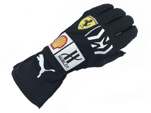 Charles Leclerc 2019 Mission Winnow Replica Racing Gloves