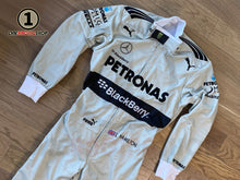 Load image into Gallery viewer, Lewis Hamilton 2013 Replica Racing Suit