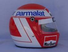 Load image into Gallery viewer, Niki Lauda 1984 Replica Helmet
