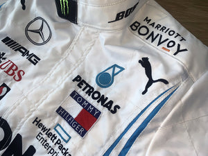 Lewis Hamilton 2019 Replica Racing Suit