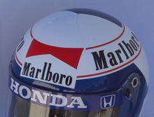Load image into Gallery viewer, Alain Prost 1989 Replica Helmet