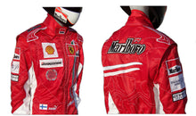 Load image into Gallery viewer, Kimi Raikkonen 2007 Replica Racing Suit