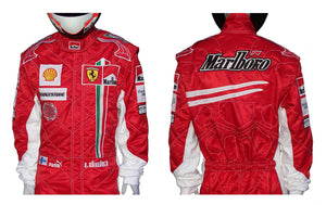 Kimi Raikkonen 2007 Replica Racing Suit
