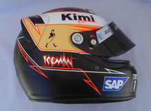 Load image into Gallery viewer, Kimi Raikkonen 2006 Replica Helmet