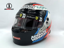 Load image into Gallery viewer, Kimi Raikkonen 2018 Replica Helmet