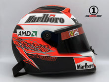 Load image into Gallery viewer, Kimi Raikkonen 2007 Replica Helmet