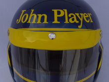 Load image into Gallery viewer, Ronnie Peterson 1974 Replica Helmet