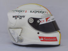 Load image into Gallery viewer, Sebastian Vettel 2015 Replica Helmet
