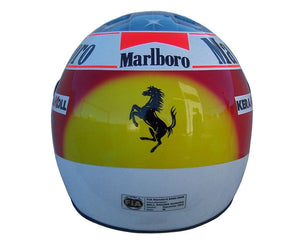 "Michael Schumacher 2000 ""WHITE"" Replica Helmet"
