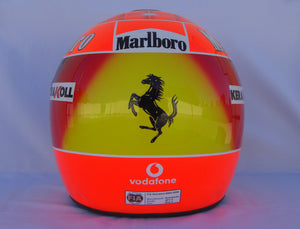 Michael Schumacher 2002 Replica Helmet
