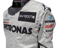 Load image into Gallery viewer, Michael Schumacher 2012 Replica Racing Suit