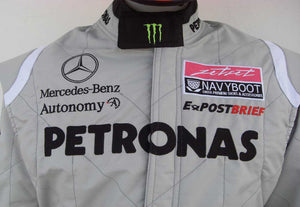 Michael Schumacher 2011 Replica Racing Suit