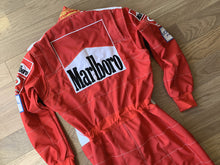 Load image into Gallery viewer, Michael Schumacher 2004 WORLD CHAMPION Replica Racing Suit