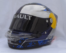 Load image into Gallery viewer, Sebastian Vettel 2011 AUSTRALIA GP Replica Helmet