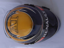Load image into Gallery viewer, Sebastian Vettel 2013 ABU DHABI GP Replica Helmet