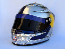 Load image into Gallery viewer, Sebastian Vettel 2008 Replica Helmet