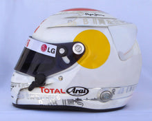 Load image into Gallery viewer, Sebastian Vettel 2010 SHANGAI GP Replica Helmet