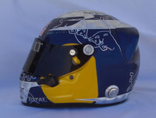 Load image into Gallery viewer, Sebastian Vettel 2011 VALENCIA GP Replica Helmet