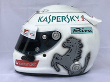 Load image into Gallery viewer, Sebastian Vettel 2017 Replica Helmet