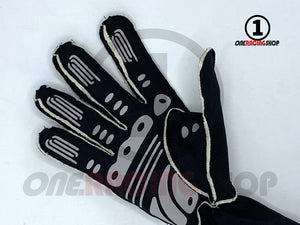 Sebastian Vettel 2020 Replica Racing Gloves
