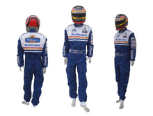 Load image into Gallery viewer, Jaques Villeneuve 1997 Replica Racing Suit
