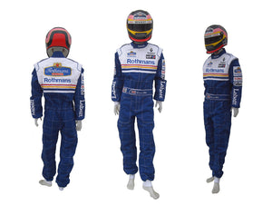 Jaques Villeneuve 1997 Replica Racing Suit