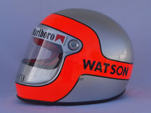 Load image into Gallery viewer, John Watson 1979 Replica Helmet