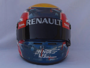 Mark Webber 2012 Replica Helmet