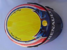 Load image into Gallery viewer, Mark Webber 2013 Replica Helmet