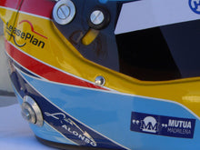 Load image into Gallery viewer, Fernado Alonso 2006 TEAM SPIRIT Replica Helmet