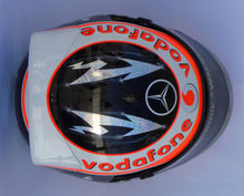 Load image into Gallery viewer, Fernado Alonso 2007 Replica Helmet