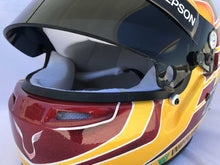 Load image into Gallery viewer, Lewis Hamilton 2017 YELLOW  Replica Helmet