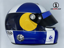 Load image into Gallery viewer, David Coulthard 2008 Replica Helmet